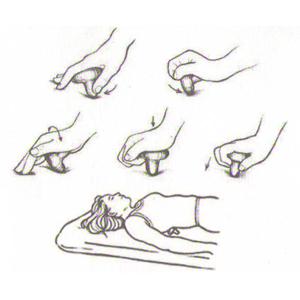 Knoppen - Underlättar för dina tummar