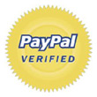 Vi r veriferad av PayPal fr sker betalning